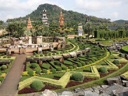 Nong Nooch Tropical Garden, Pattaya, Thailand