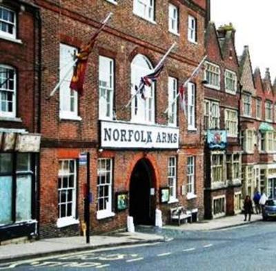 Arundel arms boleyn road